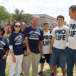 Missy Reilly Smith, Profile of a Pro-Life Hero